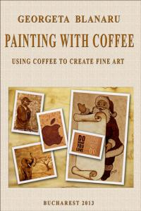 My Ebook Painting With Coffee Is Available In Many Formats
